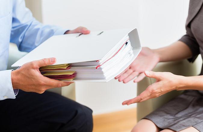 Transmettre ses dossiers à son nouvel expert comptable