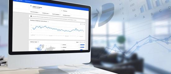 Google Trends étend son champ d'analyse des recherches des internautes