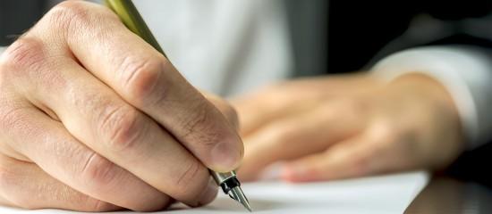 Cautionnement du dirigeant et erreur dans la mention manuscrite