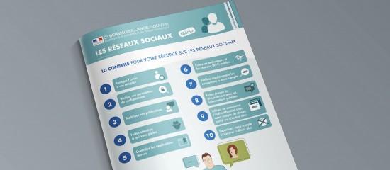 Réseaux sociaux: les conseils de Cybermalveillance.gouv.fr