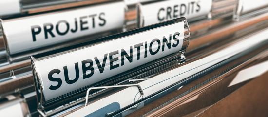 Associations: qu'advient-il des subventions et des appels à projets?