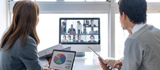Visioconférence: quelles solutions pour les professionnels?