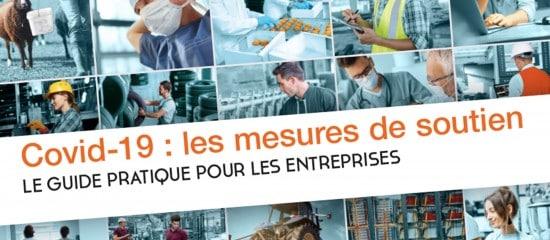 Covid-19: le guide pratique téléchargeable des aides aux entreprises