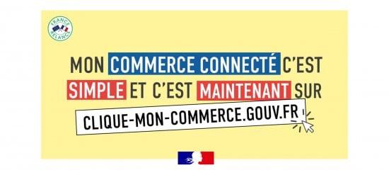 Clique-mon-commerce.gouv.fr: des solutions pour propulser les TPE sur le web