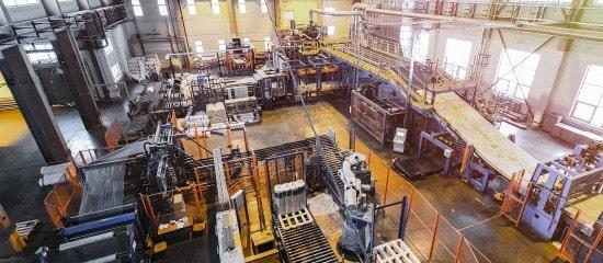 Taxe foncière: exonération des outillages et moyens d'exploitation des établissements industriels