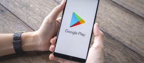 Baisse de la commission Google sur les applications du Play Store